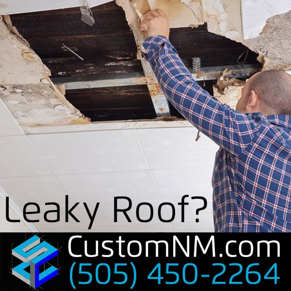 Leaky Roof Repair near 87122