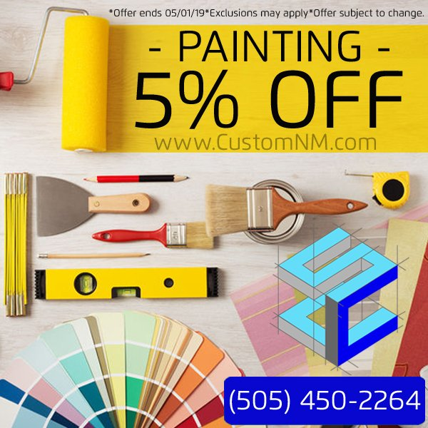 Affordable Painting in Albuquerque NM
