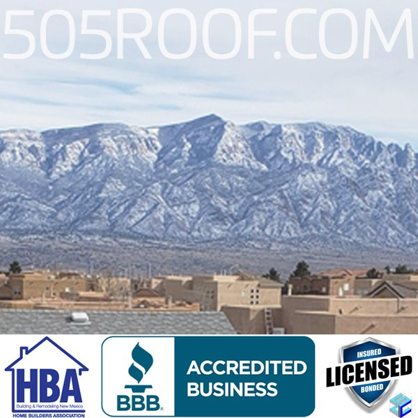 505 Roofing Company ABQ