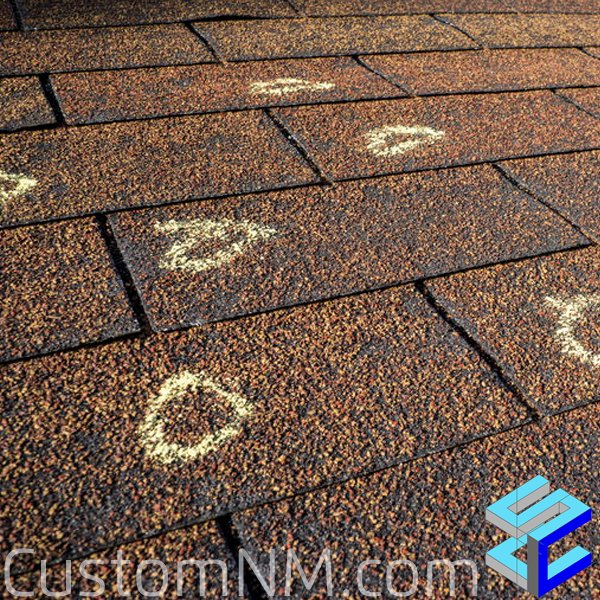 Emergency Roof Repairs for Hail Damage
