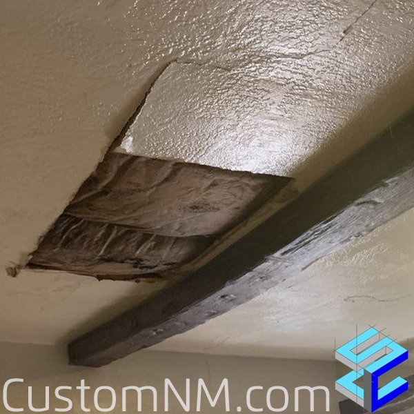 leaky roof repair abq