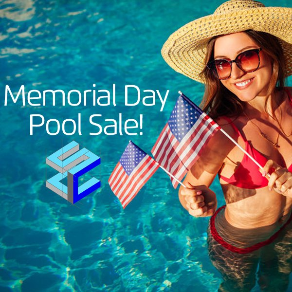 Memorial Day Pool Sale ABQ